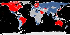 Mapa LTE