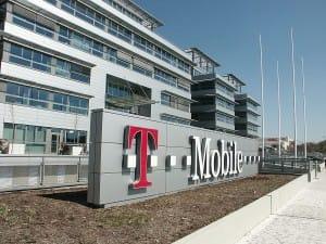 Budova T-Mobile