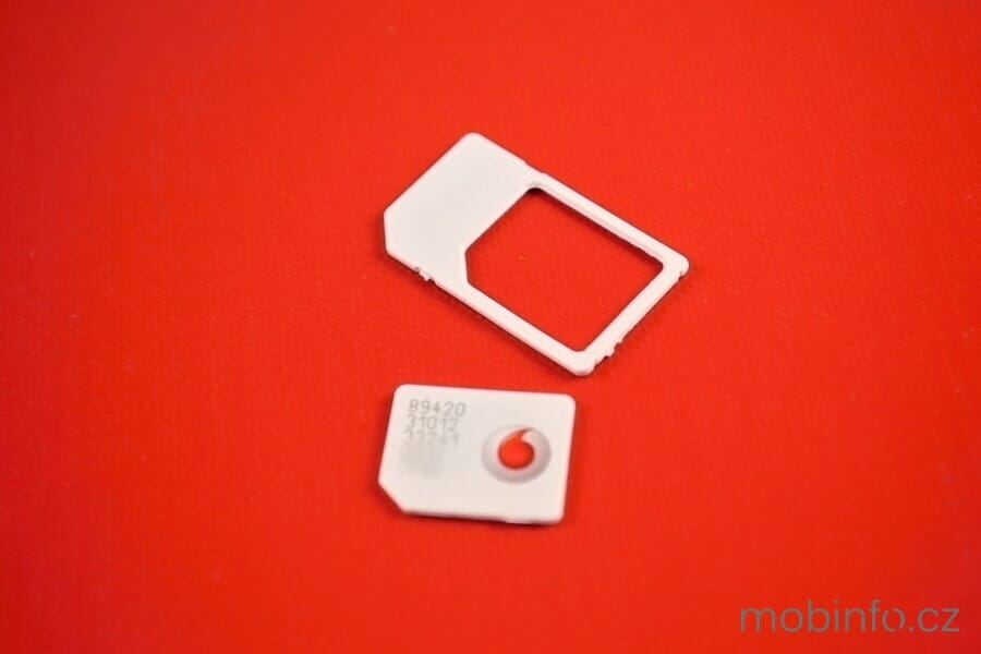 Vodafone Flexi Sim Karta Mobinfo Cz