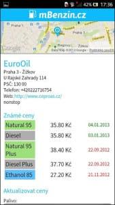 mBenzin.cz_Android_2
