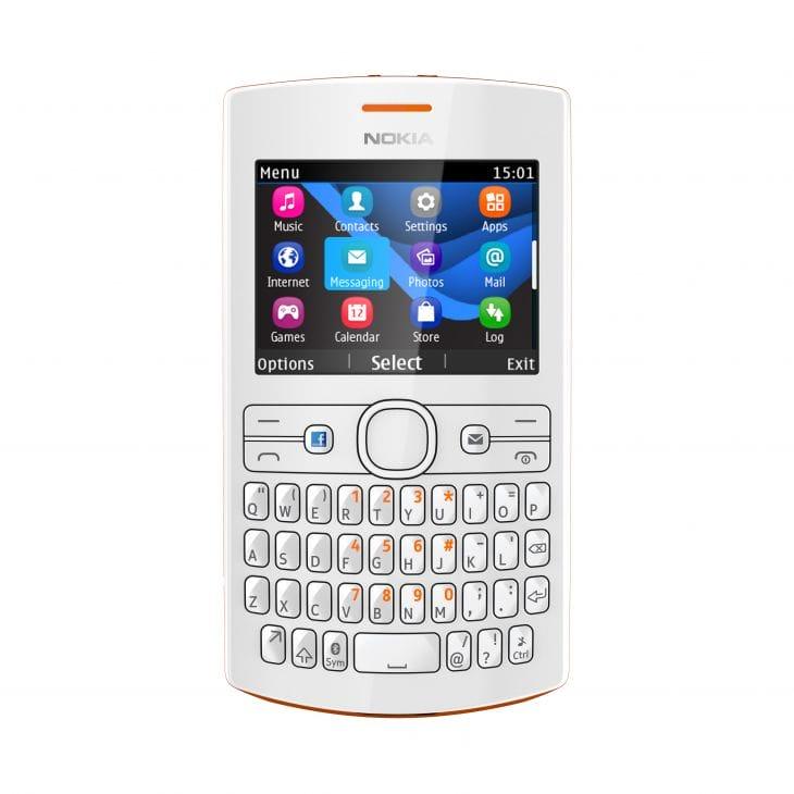 Aktuální cena Nokia Asha 205 Dual v českých e-shopech: (Zdroj ...