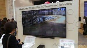 LG Wireless Ultra HD technologie