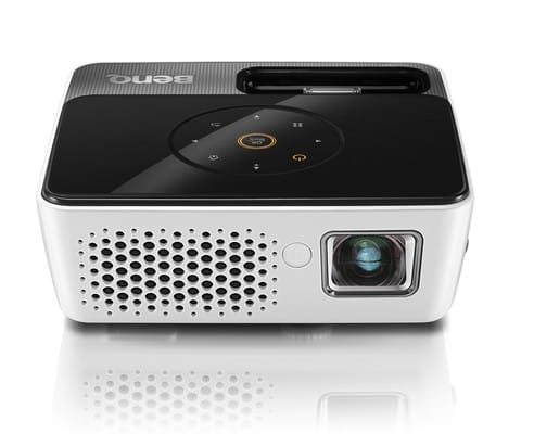 Projektor benq joybee gp3 for Apple pocket projector