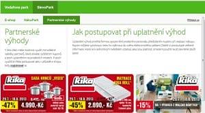 Vodafone_Slevopark_vyhody