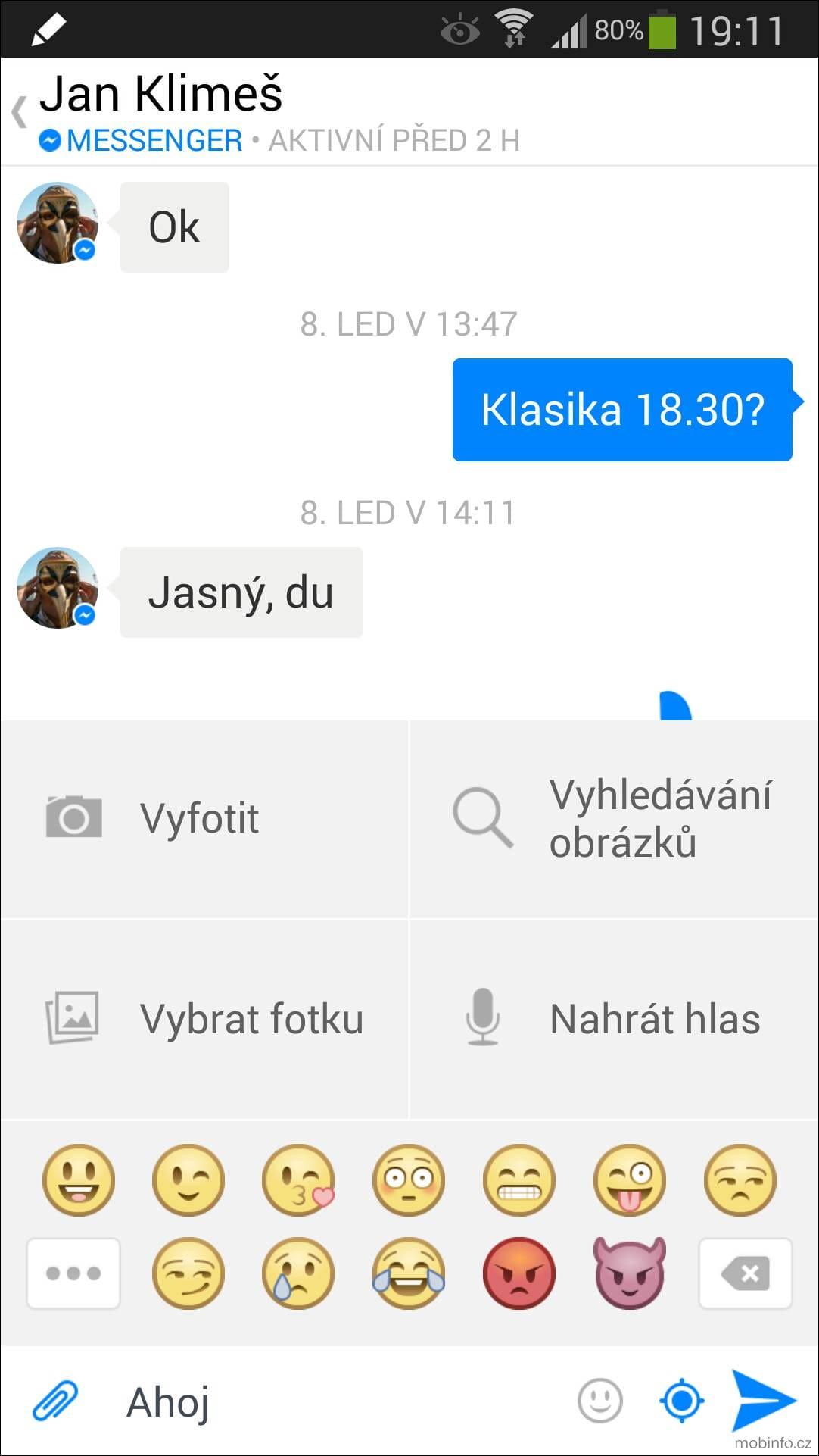 Facebook Messenger N 225 Vod Mobinfo Cz