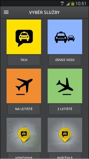 Tipy Na Taxi Aplikace Mobinfo Cz