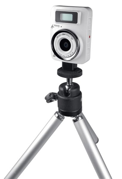 vase videa kamera v pochve .
