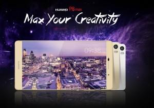 HuaweiP8max