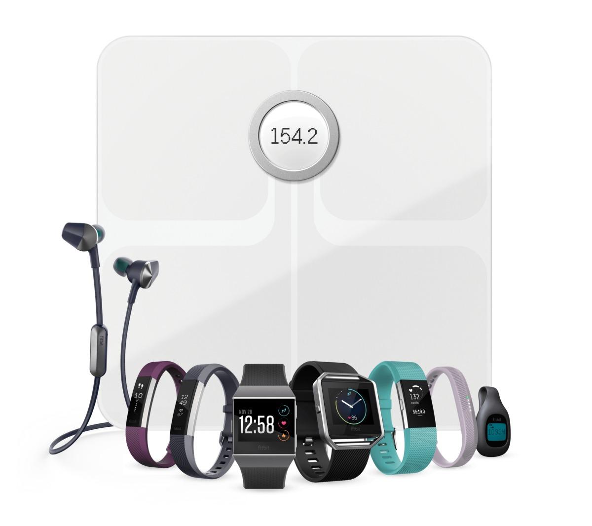 c3c1c8b9a Fitbit má nové hodinky, sluchátka a váhu