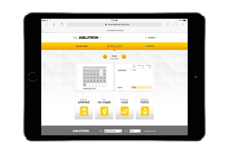 MyJABLOTRON – ovládejte alarmy na dálku [aplikace] – Mobinfo.cz