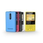 Nokia Asha 210: levná a s QWERTY [preview]