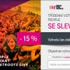 S T-Mobile na Rock for People se slevou!