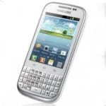 Samsung Galaxy Chat: klávesnice s Androidem 4 [recenze]