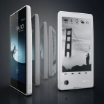 Mobil+Kindle = YotaPhone [preview]